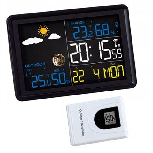 Stacja pogody Globaltronics GT-WS-19h