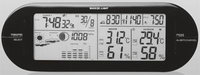 Stacja pogody Globaltronics GT-WS-03