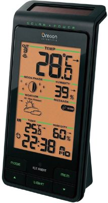 Stacja pogody Oregon Scientific BAR808HG
