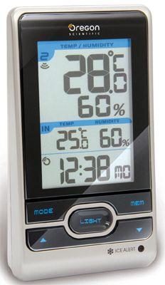 Stacja pogody Oregon Scientific RMR203HG