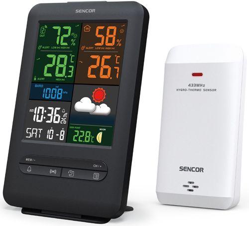 Stacja pogody SENCOR SWS 7300