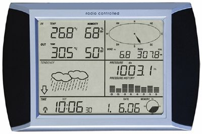 Stacja pogody Fine Offset Electronics WH1080