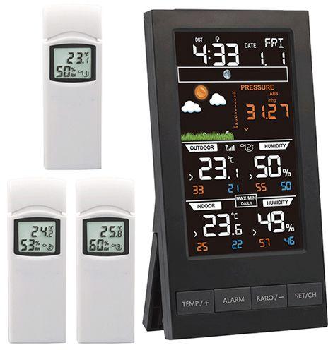 Stacja pogody Fine Offset Electronics WH2810