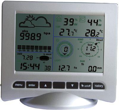 Stacja pogody Fine Offset Electronics WH3080