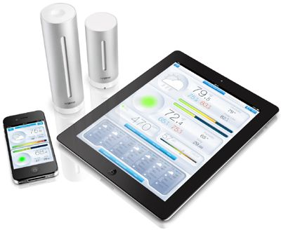 Stacja pogody Netatmo Urban Weather Station