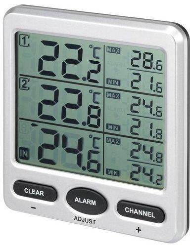 Stacja pogody Renkforce Termometr FT0076
