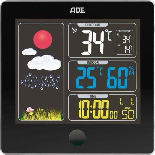 Stacja pogody ADE WS 1602, WS 1603