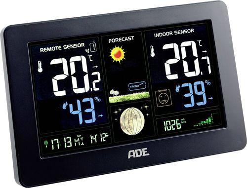 Stacja pogody ADE WS 1704
