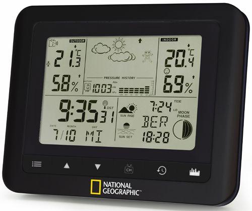 Stacja pogody National Geographic 9070100