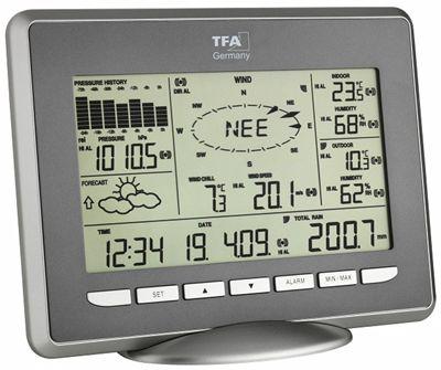 Stacja pogody TFA Dostmann Opus (35.1112.IT)