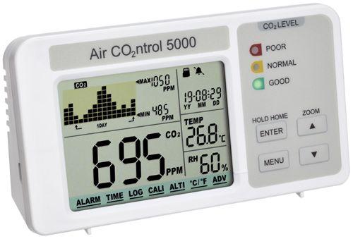 Stacja pogody TFA Dostmann AirCO2ntrol 5000