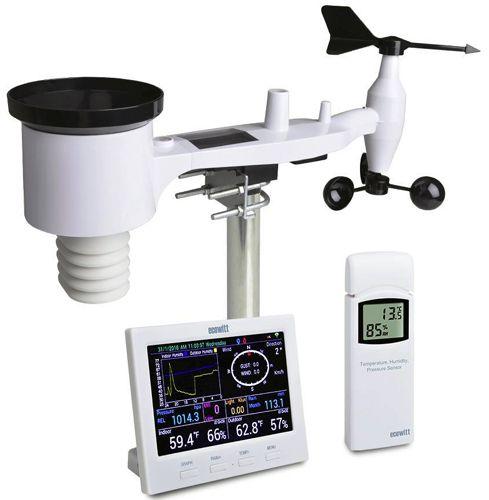 Stacja pogody Ecowitt HP3500B